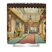 The Chinese Gallery, From Views Shower Curtain