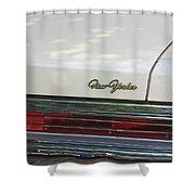 The Chrysler New Yorker  Shower Curtain
