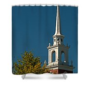 The Church Of The Redeemer Shower Curtain