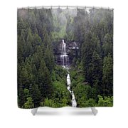 The Chutes Shower Curtain