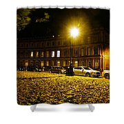 The Circus At Night Shower Curtain