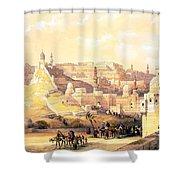The Citadel Of Cairo Residence Of Mehemit Ali Shower Curtain