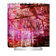 The City 23 Shower Curtain