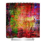 The City 35 Shower Curtain