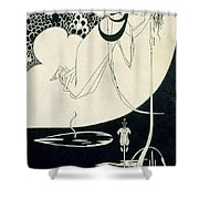 The Climax Shower Curtain