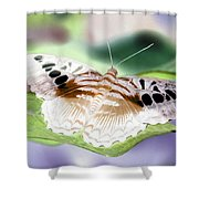 The Clipper - Photopower 1887 Shower Curtain