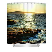 The Coast Of Maine Shower Curtain