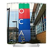 The Coca Theater Shower Curtain