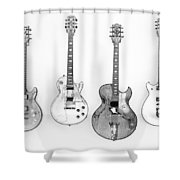 The Collection Shower Curtain