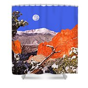 The Colorado Experience Shower Curtain