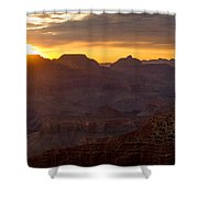 The Colors Of Nature Shower Curtain