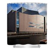 The Convention Centre Dublin , Dublin Shower Curtain