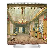 The Corridor Or Long Gallery Shower Curtain