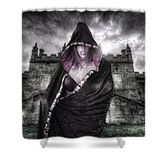The Countess 2.0 Shower Curtain