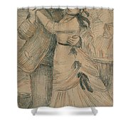 The Country Dance Shower Curtain