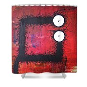 The Creatures From The Drain 22 Shower Curtain