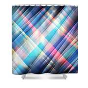 The Curtain Of Space Shower Curtain