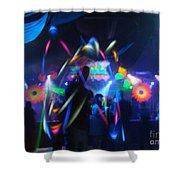 The Dancing Deep Down Inside Shower Curtain