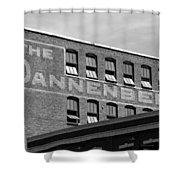 The Dannenberg 1894 Shower Curtain