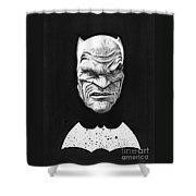 The Dark Knight Shower Curtain
