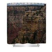 The Depths Of The Canyons Shower Curtain