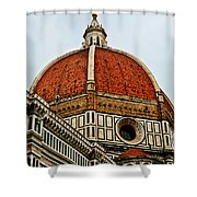 The Dome Shower Curtain