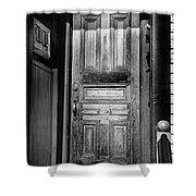 The Doorway Shower Curtain
