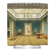 The Double Lobby Or Gallery Shower Curtain