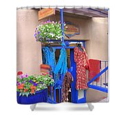 The Dress Shop - New Mexico Shower Curtain