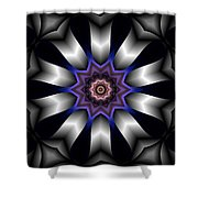 The Drowning Pool Shower Curtain