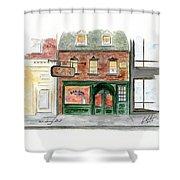 The Ear Inn Shower Curtain