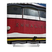 The Emmalisa Shower Curtain