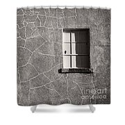 The Emotional Wall Shower Curtain