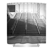 The Emptiness Shower Curtain