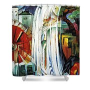 The Enchanted Mill Shower Curtain