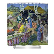 The Epiphany, 1987 Shower Curtain