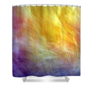 The Escape From Heaven Shower Curtain