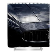 The Essence Of Maserati Shower Curtain
