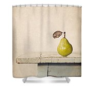The Exhibitionist Shower Curtain