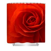 The Eye Of Love Shower Curtain