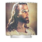 The Eyes Shower Curtain