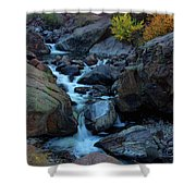 The Falls Of Fall Shower Curtain