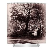 The Farm Bristol Rhode Island Shower Curtain