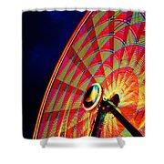 The Ferris Wheel 7/10/14 Shower Curtain