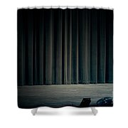 The Final Act Shower Curtain