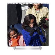 The First Family Shower Curtain