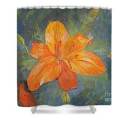 The Flower Shower Curtain