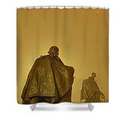 The Fog Of War #2 Shower Curtain