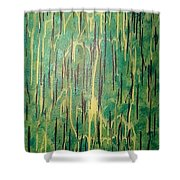 The Forrest Shower Curtain