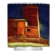 The Fort Shower Curtain